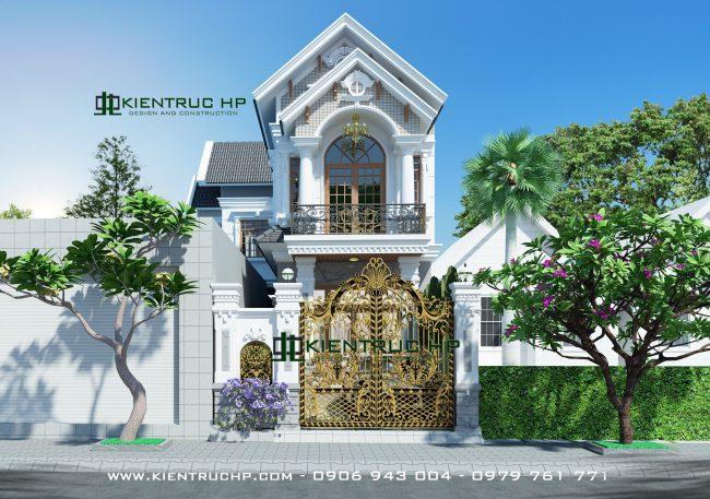 30+ Mẫu mặt tiền nhà đẹp lung linh năm 2021